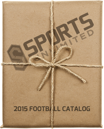 The 2015 Sports Unlimited Football Catalog - Coming Soon