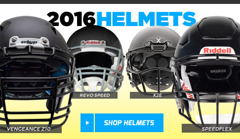 2016 Football Helmets - Shop Now