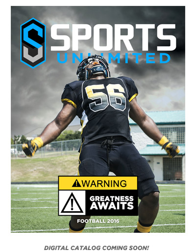 The 2016 Sports Unlimited Football Catalog - Coming Soon