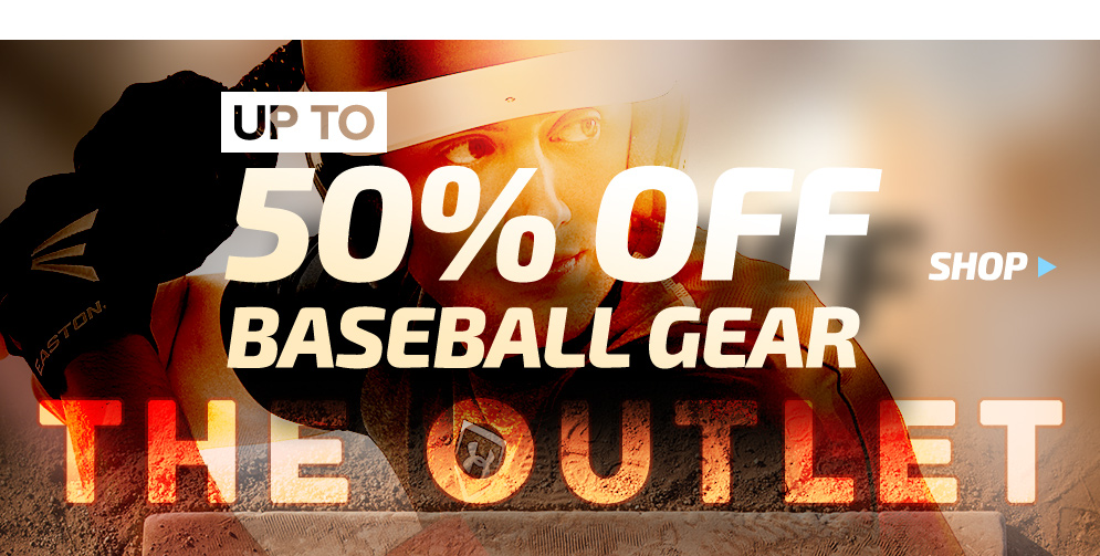 Baseball and Softball Outlet - Up to 50% Off