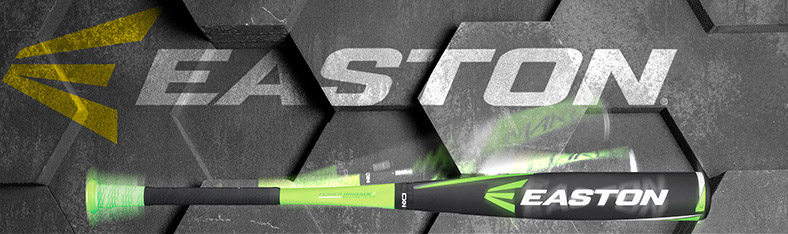 SELECT EASTON BATS OVER $100 - 20% OFF - SOME EXCLUSIONS APPLY - DISCOUNT AUTO-APPLIES IN CART