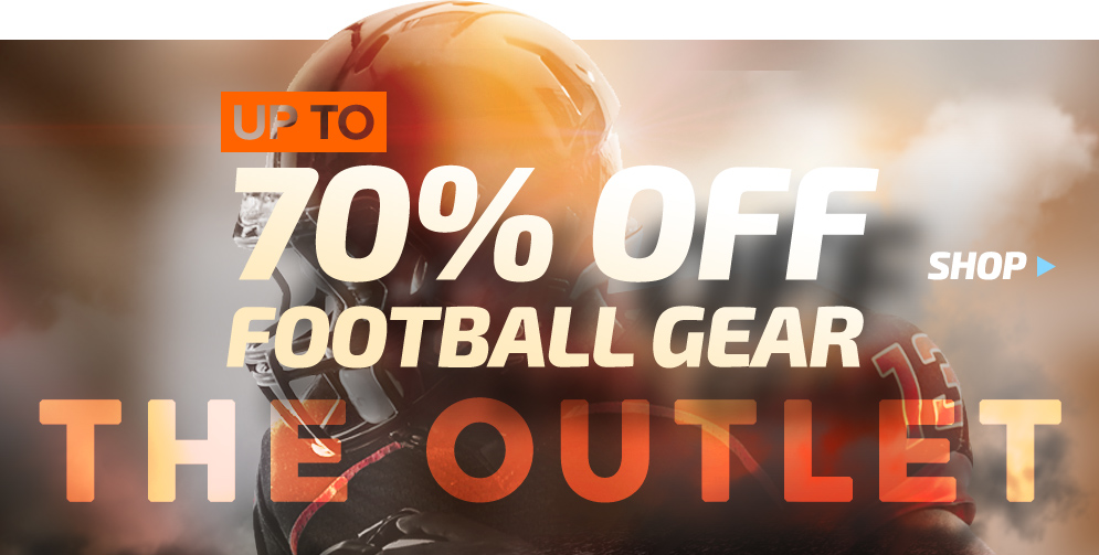 Football Outlet - Up to 70% Off