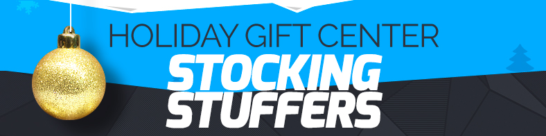 HOLIDAY GIFT CENTER: STOCKING STUFFERS