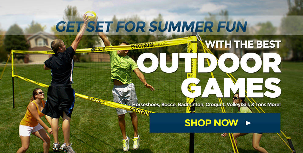 Get the Best Outdoor Games - Shop Now
