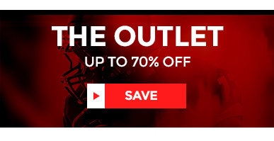 Football Outlet up to 70% off