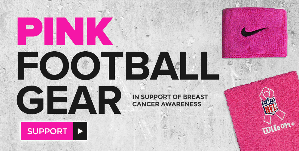 Shop Pink Football for BCA