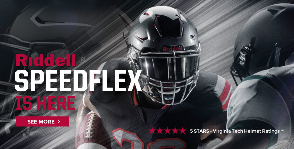 RIDDELL SpeedFlex is Here! Get yours now..
