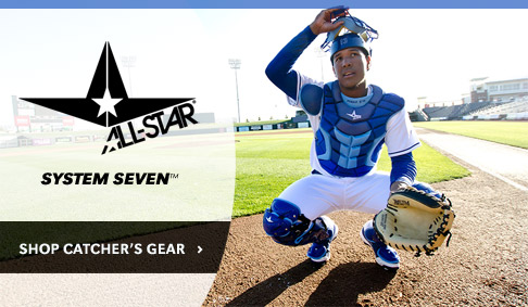 All-Star System 7 Catcher's Gear - Shop Now