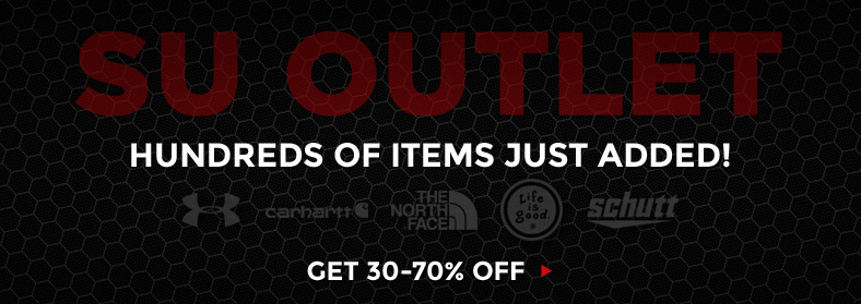 Shop SU Outlet for 30-70% Off