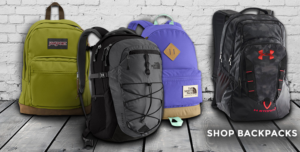 Back to School Backpacks - SHOP