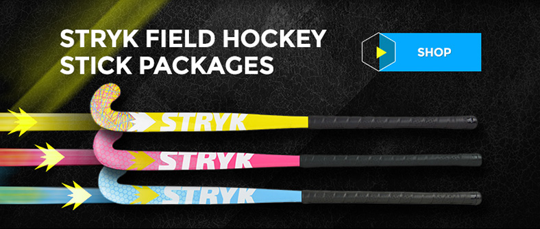 STRYK FIELD HOCKEY STICK PACKAGES