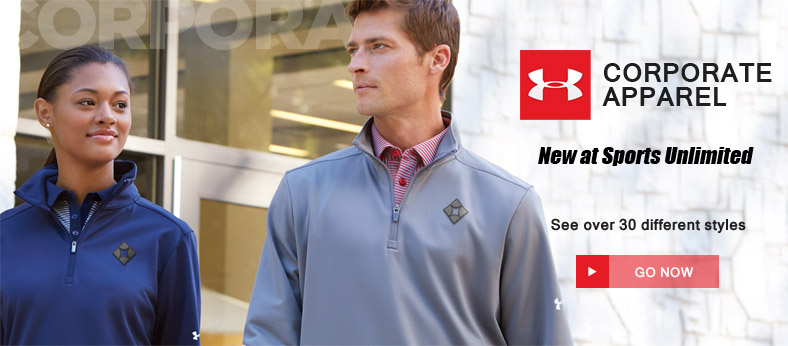 Under Armour Corporate Apparel - Over 30 New Styles