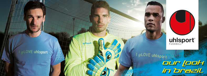 Uhlsport Fussball: Our Look in Brazil