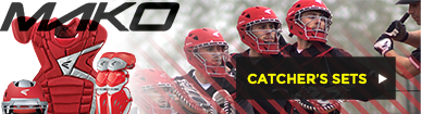 New Easton MAKO Cathers Gear - Shop Now