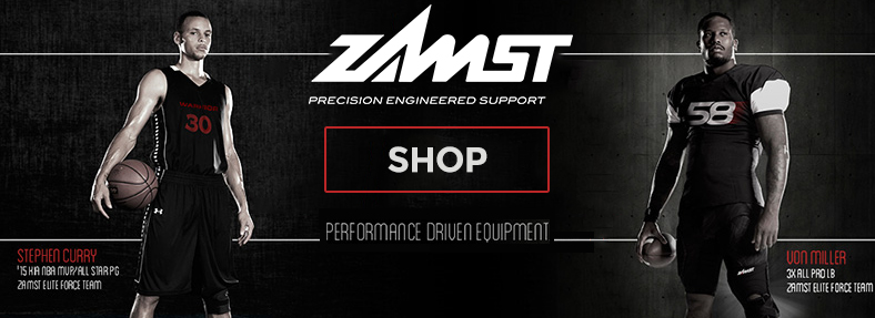 ZAMST - SHOP NOW PRECISION ENGINEERED SUPPORT