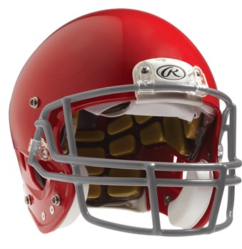 Rawlings Quantum Youth Football Helmet with Unattached SO2JR Facemask